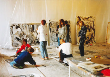 Børn fra Horsens tegner og maler 1995