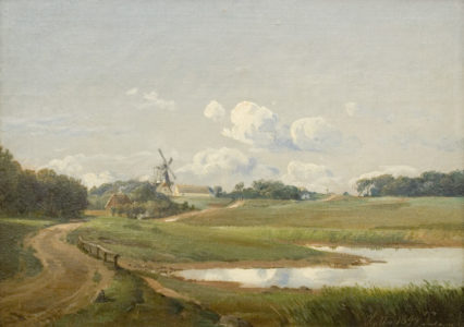 Eckersberg maleri