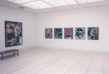 Virksomhedernes billeder udstilling 1995