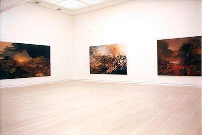 Nina Sten-Knudsen udstilling