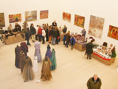 Horsens Kunstmuseums Julemarked 2000