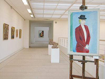 Wørzner-samlingen - Dansk kunst omkring 2. Verdenskrig
