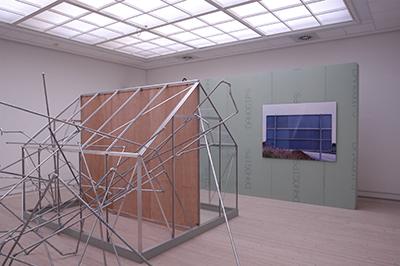 Peter Holst Henckel - The greenhouse effect udstilling