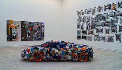 udstillingen 'Donationer'.2014