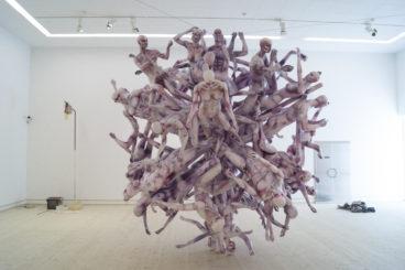 2016, Sommer udstillingen - Skulptur fra Ib Braase til Nanna Abell