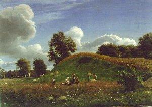 En sommerdag, 1846