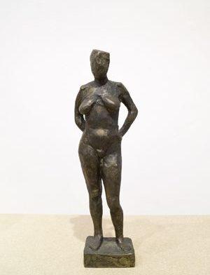 Stående kvinde. 1949