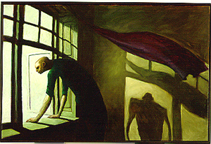 Selvportræt, 1985