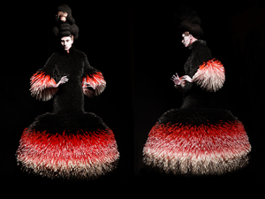 """""""Dansen med det døvstumme øje, den blinde"""", 2011"""