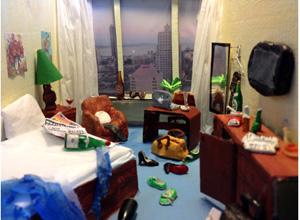 """The Hotelroom"", 2014"