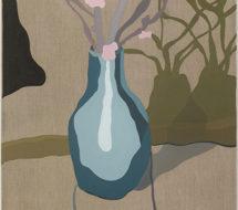 Vase med dobbeltskygge. 2013