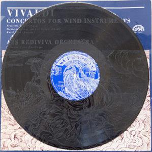 Vivaldi. Concertos for Wind Instruments. 2015
