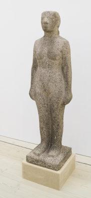 Stående kvinde. 1950-54