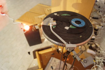 vinyl tanz mal wieder, Vinyl Terror & Horror