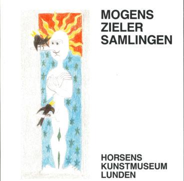 Forside af Mogens Zieler katalog