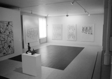 Stemningsbilllede fra udstillingen