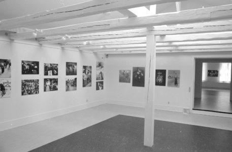 Billede fra udstillingen i 1992