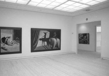 Michael Kvium - Kunsten til sygdom