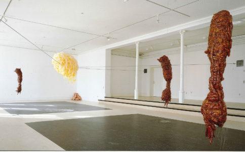 Rosan Bosch - Next to nothing udstilling 1994