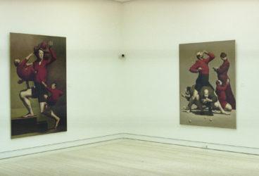 Wainer Vaccari Malerier 1983 - 1994