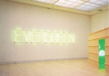 Erik A. Frandsen Evergreen udstilling