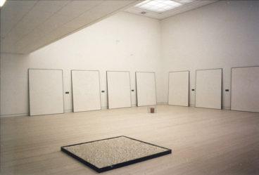 Kaj Nyborg - White Noise udstilling 1997