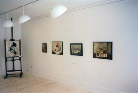 Lars Thoning – Mindeudstilling 1997