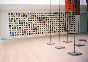 Billedtegn i Østbyen udstilling 1998