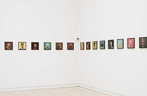 """Michael Kvium """"Fools"""" udstilling"""