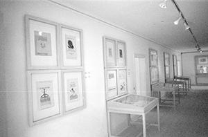 Horsens Kunstmuseums samlinger udstilling 1999