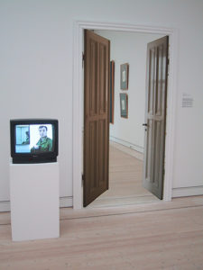 Untitled (Are you talking to me!?), 1996/2000