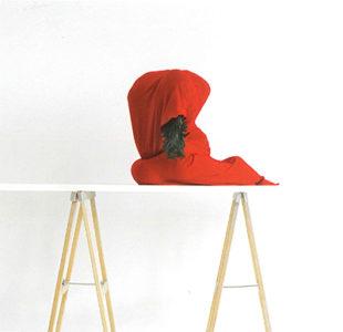 Sophia Kalkau Sitting Red, 2008