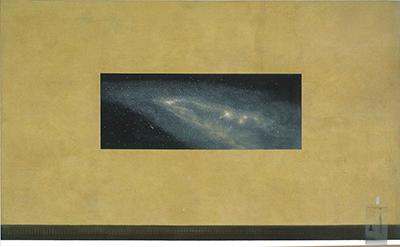 En taoistmunk drømmer om Andromeda-tågen eller Andromeda-tågen drømmer om en taoistmunk. 1995