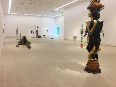 Skulpturer fra samlingen, 2017