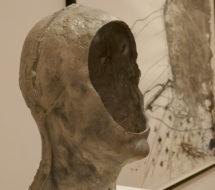 Melancolinia, 1988-1989, skulptur