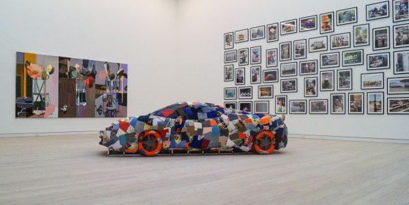 2. Erik A. Frandsen udstilling