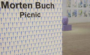 PICNIC - Monotypier af Morten Buch