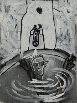 Uden titel, 1983 (fællesmaleri)