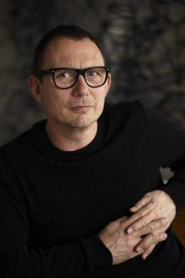 Portræt af Erik A. Frandsen taget af Fotograf Anders Sune Berg