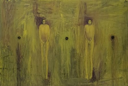 Uden titel, 1989