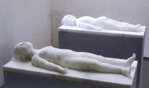 Dead Child (Beslan). 2004