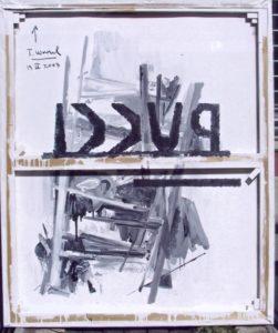 Uden titel. 2003