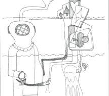 Lars Nørgård tegning