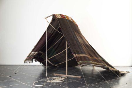 Ragna Braase Det sorte telt